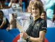 Tài năng trẻ tennis Alexander Zverev: Người thừa kế ngai vàng của Federer?