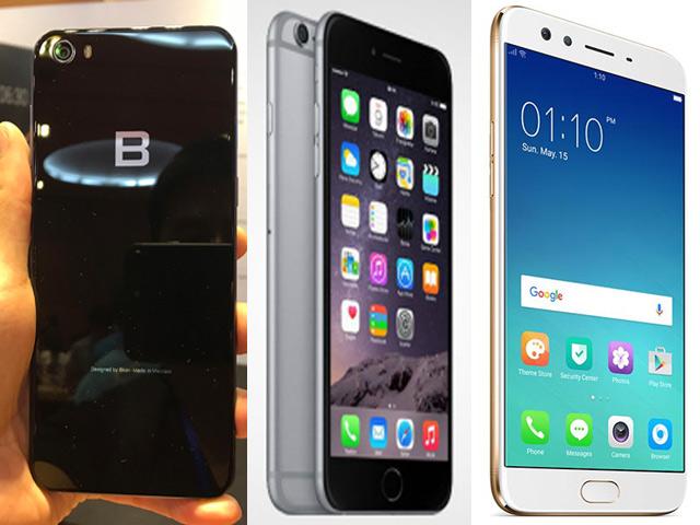 """Những smartphone giá 10 triệu đồng mà Bphone 2017 """"nhìn đã ngán"""""""