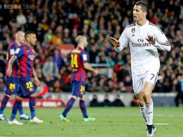 Ronaldo trở lại, Real biến ảo khôn lường sẵn sàng đả bại Barca
