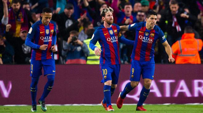 """Neymar ra đi: Barca """"lão hóa"""", Messi có vô can? - 1"""