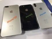 NÓNG: iPhone 8, 7s và 7s Plus lần lượt xuất hiện