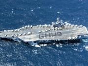 Thế giới - Đô đốc Mỹ sẵn sàng đưa đội tàu sân bay áp sát Triều Tiên