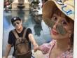 """Vợ chồng Đoàn Dự """"Thiên long bát bộ"""" khoe ảnh du lịch Việt Nam"""