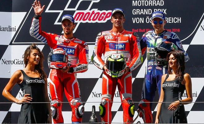 """Đua xe MotoGP: """"Tam mã"""" phân tranh, ngựa ô tung hoành - 3"""
