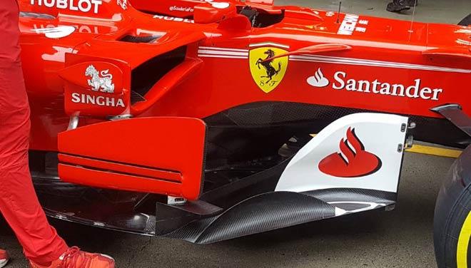 F1, cuộc chiến Mercedes - Ferrari 2017: Những cú đấm vào mạng sườn - 3