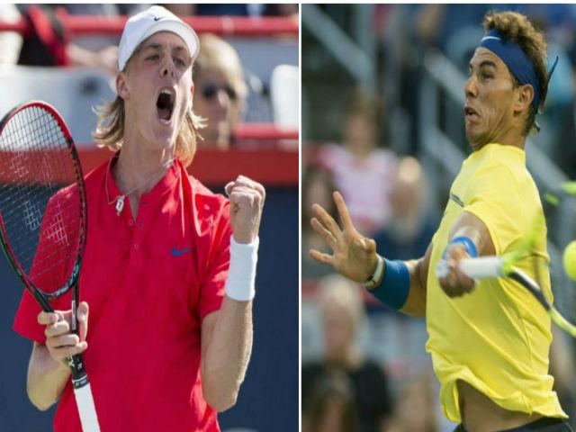 Nadal - Shapovalov: 3 set vỡ tim, cú sốc nghẹt thở (V3 Rogers Cup)