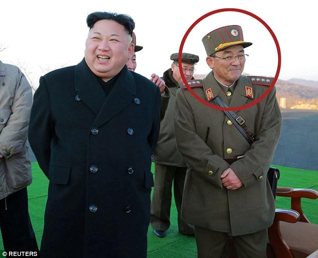 Vị tướng Triều Tiên duy nhất được phép ấn nút khai hỏa tên lửa - 1