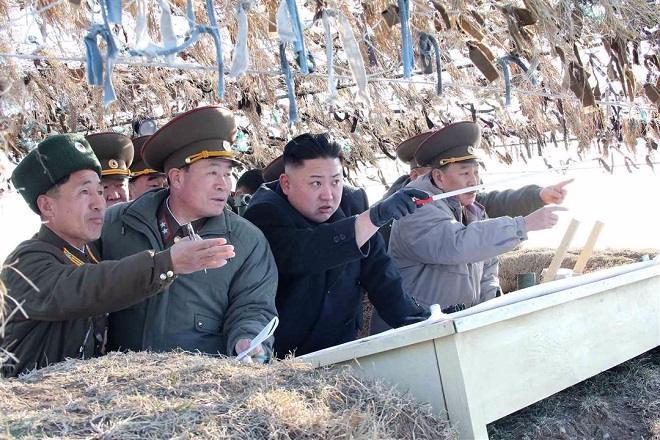 """Tiết lộ sốc, Triều Tiên phát triển vũ khí hạt nhân không phải để """"đánh Mỹ"""" - 1"""