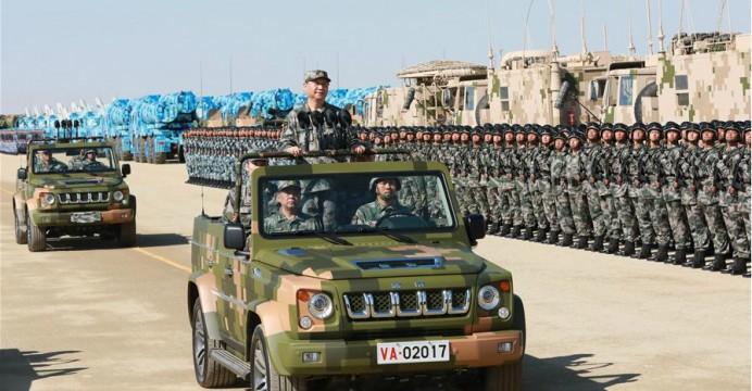 Căng thẳng Trung - Ấn sắp bùng nổ thành chiến tranh? - 3