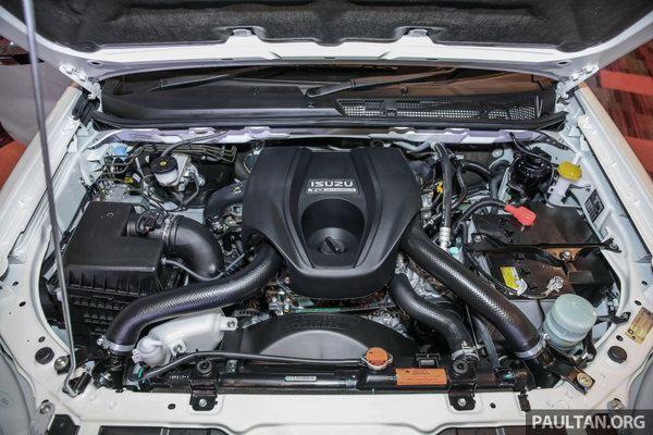 """Isuzu Mu-X thêm bản nâng cấp mới, quyết """"ăn thua"""" với Toyota Fortuner - 6"""