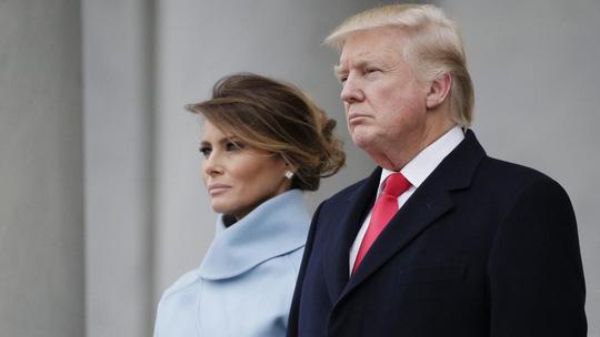 """Tổng thống Donald Trump: Mỹ đã """"khóa mục tiêu"""" Triều Tiên - 1"""