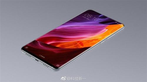 Xiaomi Mi Mix 2 màn hình đẹp không tưởng, giá 17 triệu đồng - 1