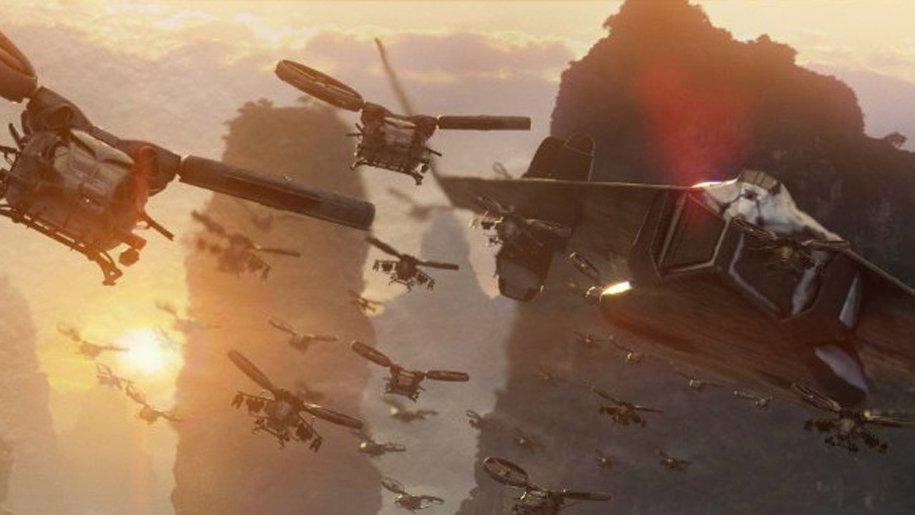 """Chinh phục núi bay có thật trong siêu phẩm """"Avatar"""" - 3"""