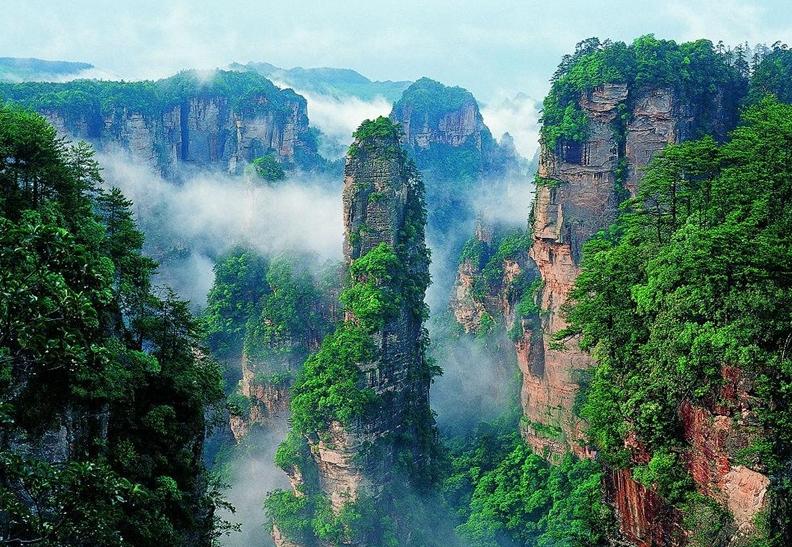 """Chinh phục núi bay có thật trong siêu phẩm """"Avatar"""" - 6"""