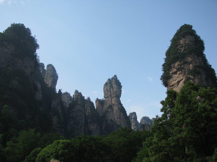 """Chinh phục núi bay có thật trong siêu phẩm """"Avatar"""" - 4"""
