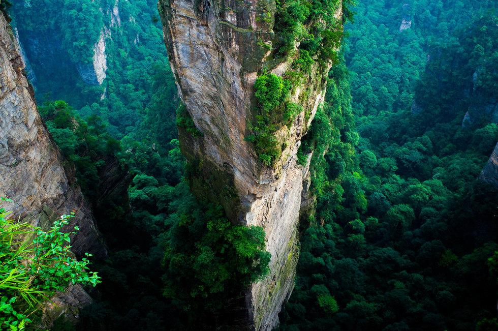 """Chinh phục núi bay có thật trong siêu phẩm """"Avatar"""" - 7"""