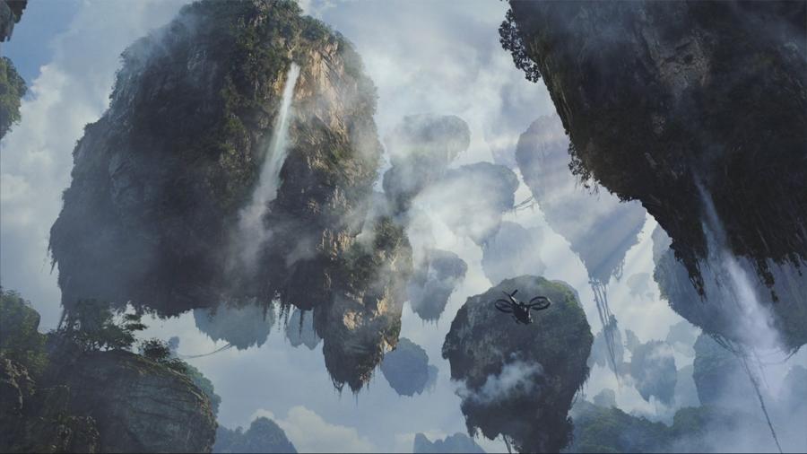 """Chinh phục núi bay có thật trong siêu phẩm """"Avatar"""" - 8"""