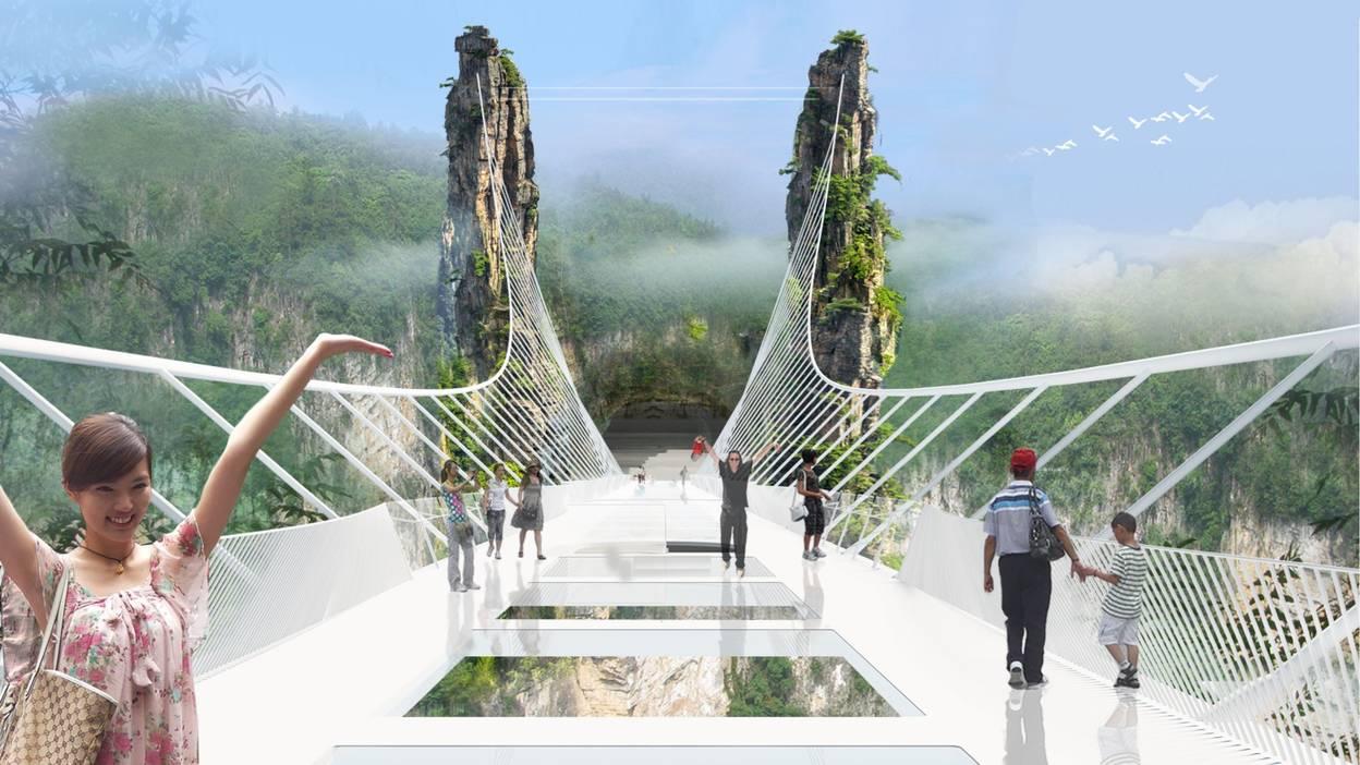 """Chinh phục núi bay có thật trong siêu phẩm """"Avatar"""" - 12"""