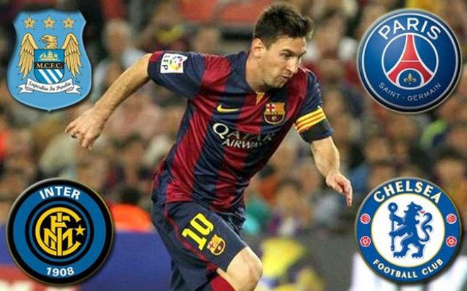 """""""Mồi ngon"""" Messi 300 triệu euro: MU, Man City sẵn sàng săn đón - 2"""