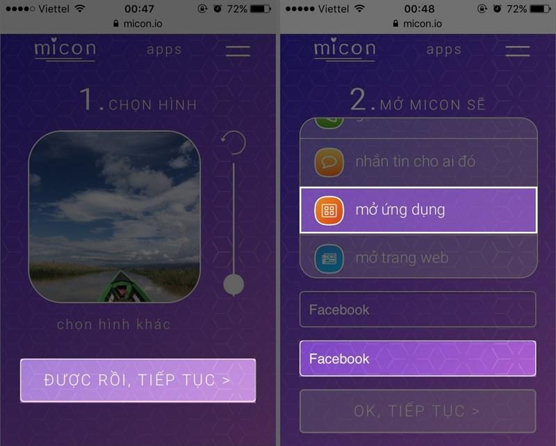 Hướng dẫn dùng ảnh cá nhân làm icon ứng dụng điện thoại - 2