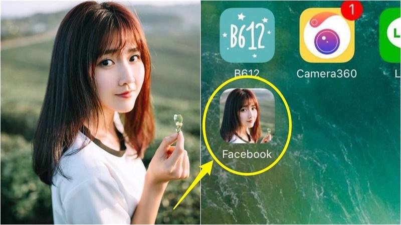 Hướng dẫn dùng ảnh cá nhân làm icon ứng dụng điện thoại - 4