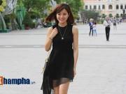 """""""Hot girl"""" Tú Linh: 275 ngày mới cùng sao MU và Ngoại hạng Anh"""