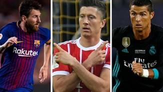 """Đọ tam tấu châu Âu: Messi, Ronaldo phải nể bộ ba """"S-M-L"""""""