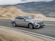 Mercedes-Benz nâng cấp nhẹ E-Class 2018