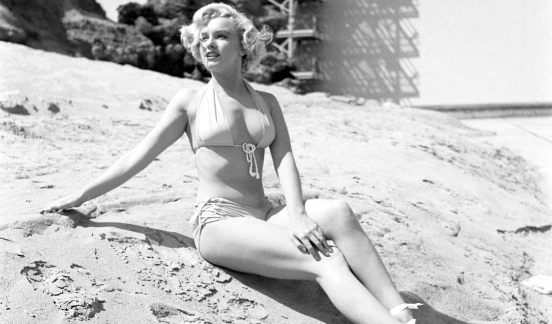 """Đêm cuối của """"quả bom sex"""" Marilyn Monroe bên ông trùm sừng sỏ nhất nước Mỹ - 1"""