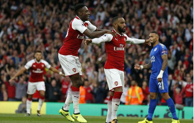 Arsenal – Leicester: Rượt đuổi điên rồ, bom tấn tỏa sáng - 1