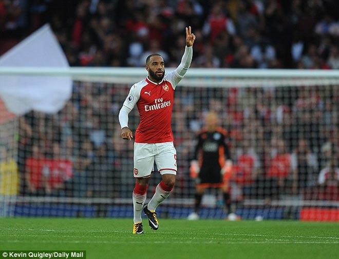 """""""Bom tấn"""" 52 triệu bảng Arsenal: 94 giây khắc tên lịch sử Ngoại hạng Anh - 1"""