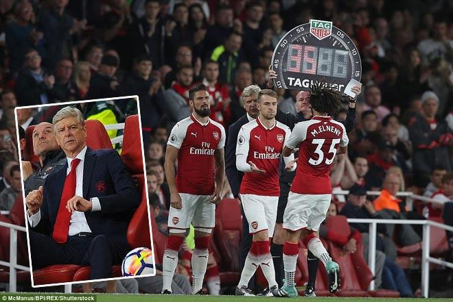 Góc chiến thuật Arsenal – Leicester: Phim hay và đạo diễn tài ba Wenger - 2