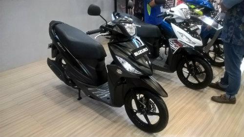 Phát thèm Suzuki Address bản đặc biệt, giá 26,8 triệu đồng - 1