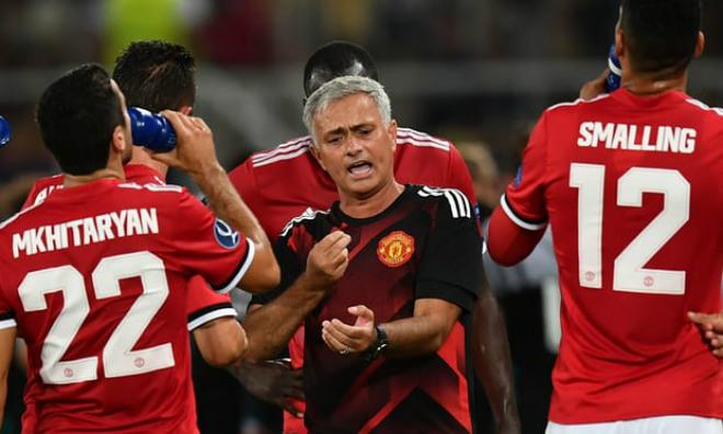 Mourinho tuyên bố MU vô địch Ngoại hạng, 100% đàm phán với Ibra - 1