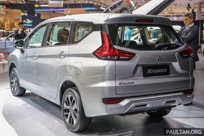 MPV cỡ nhỏ giá rẻ Mitsubishi Xpander chính thức ra mắt - 2