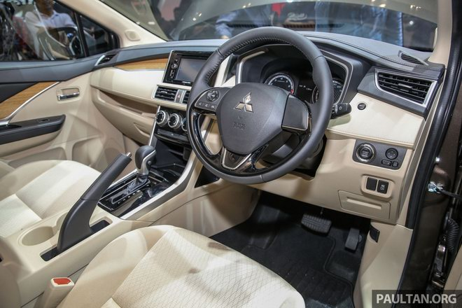 MPV cỡ nhỏ giá rẻ Mitsubishi Xpander chính thức ra mắt - 3
