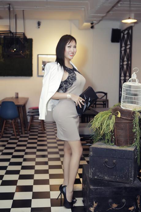 Choáng với tạo hình răng vẩu, ngọng líu lô của các người đẹp màn ảnh Việt - 1