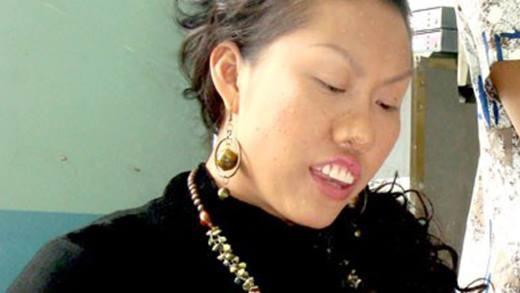 Choáng với tạo hình răng vẩu, ngọng líu lô của các người đẹp màn ảnh Việt - 3
