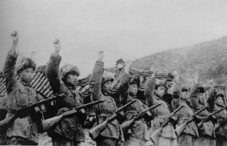 Trận Mỹ kéo quân sang Triều Tiên, bị quân TQ đánh trở tay không kịp - 2