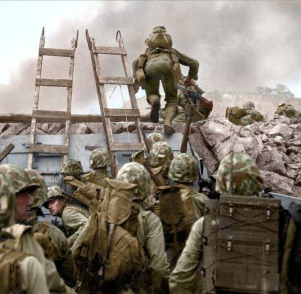 Trận Mỹ kéo quân sang Triều Tiên, bị quân TQ đánh trở tay không kịp - 1