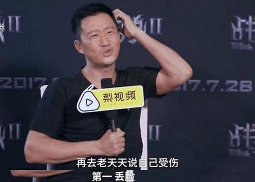 Lý do khiến 20 ngôi sao Trung Quốc từ chối đóng Chiến lang 2 - 5