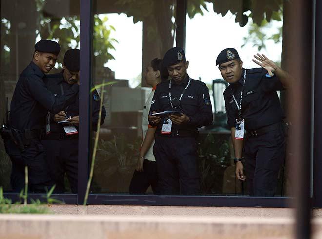 U22 Việt Nam được bảo vệ như siêu VIP ở Malaysia - 3