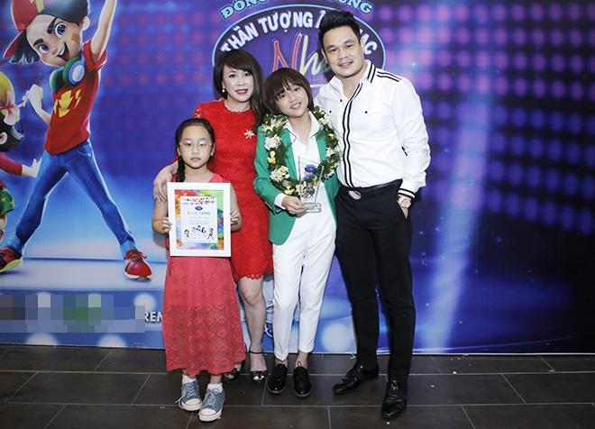 """Quán quân Vietnam Idol Kids 2017: """"Không muốn trở thành Phương Mỹ Chi"""" - 2"""