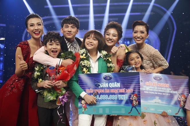 """Quán quân Vietnam Idol Kids 2017: """"Không muốn trở thành Phương Mỹ Chi"""" - 3"""