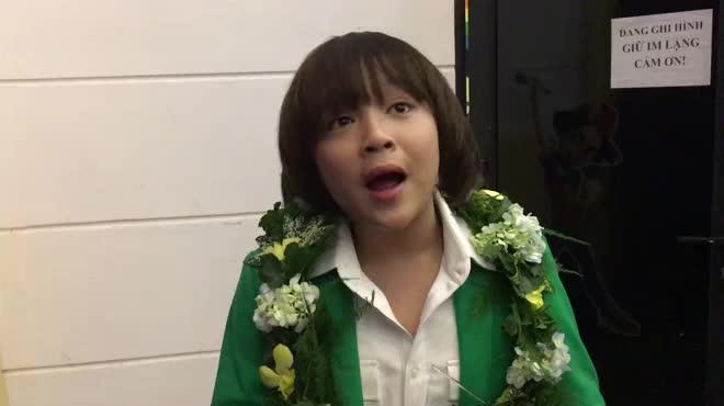 """Quán quân Vietnam Idol Kids 2017: """"Không muốn trở thành Phương Mỹ Chi"""""""