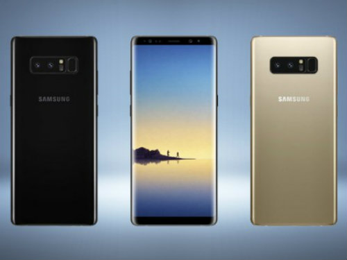 Samsung Galaxy Note 8 rò rỉ thông số quan trọng nhất - 1