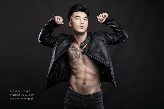Hình ảnh mà 3 nam thần cơ bắp showbiz Việt không muốn nhìn lại - 2