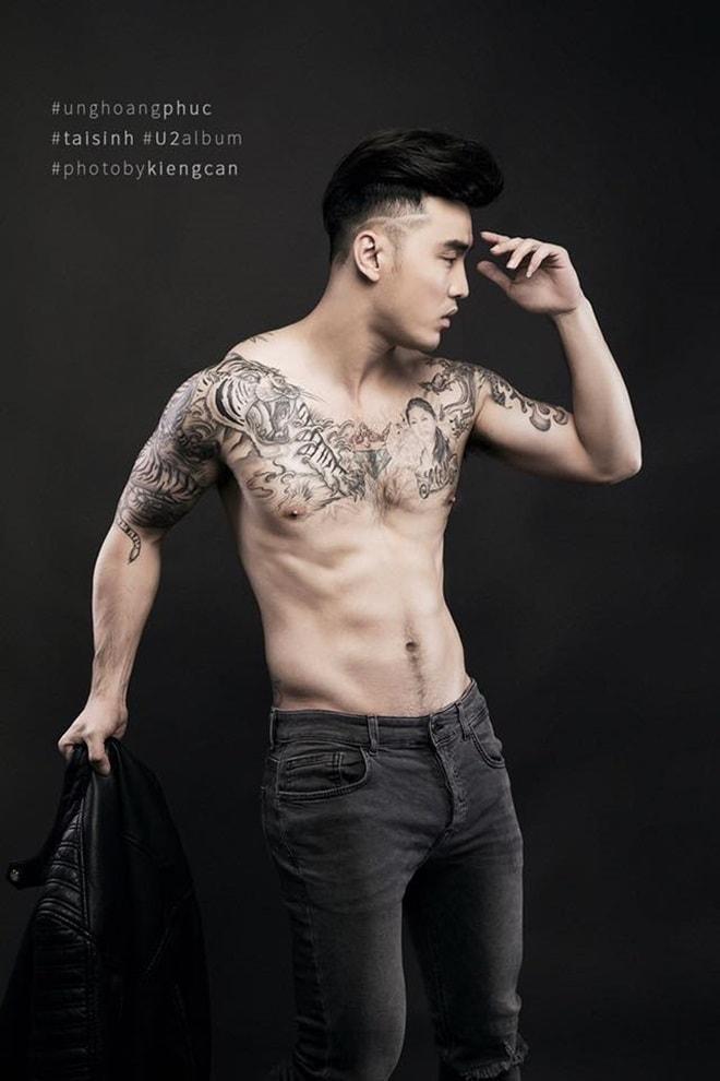 Hình ảnh mà 3 nam thần cơ bắp showbiz Việt không muốn nhìn lại - 4
