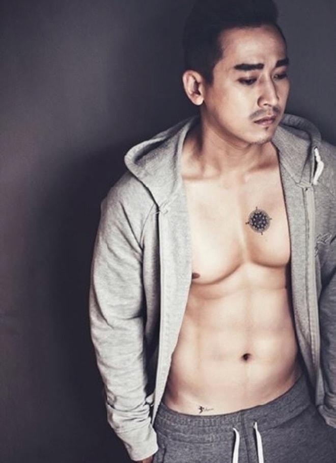 Hình ảnh mà 3 nam thần cơ bắp showbiz Việt không muốn nhìn lại - 6
