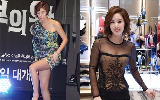 """U50 và có 2 con, """"mẹ Kim Tan"""" vẫn nuột như gái đôi mươi - 5"""
